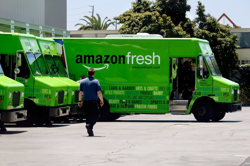 Amazon: Your new Grocery shop?