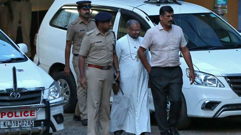 Bail to Franco Mulakkal in Kerala Nun Case