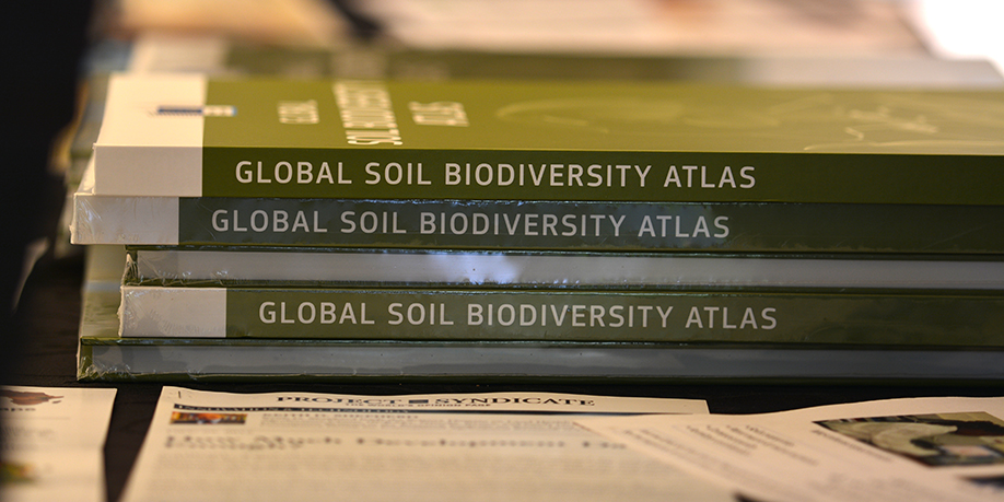Global Soil Biodiversity Atlas prepared by the World Wide Fund for Nature