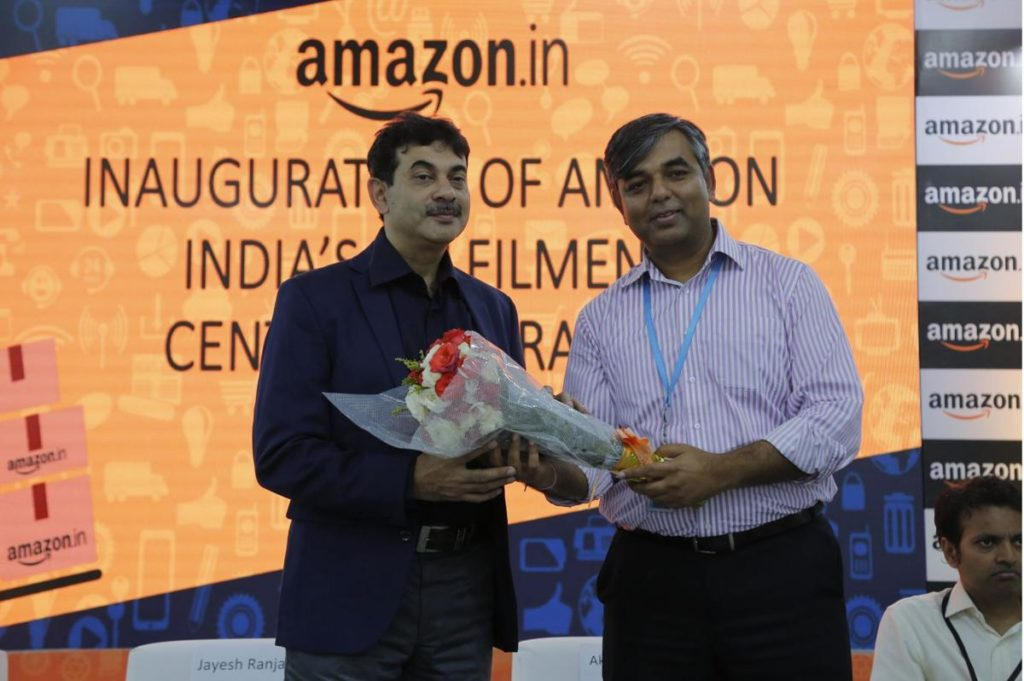 Good News from Amazon India Vice President Akhil Saxena