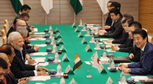 India and Japan Sign a Currency Swap Agreement