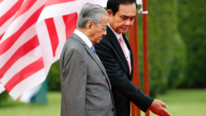 Malaysia and Thailand on Taking Over The Raging Muslim Separatist Insurgency Issue