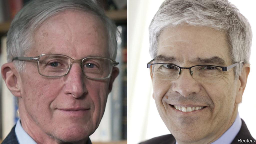 Nobel Economics Prize 2018
