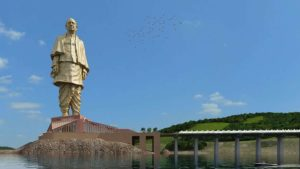 "The ""Statue of Unity"" inaugurated by PM Narendra Modi"