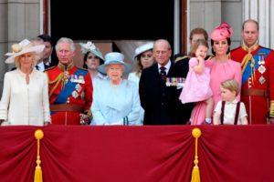 The Royal Family About to Add a New Member