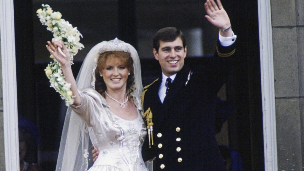 The Royal Wedding of Duchess of York