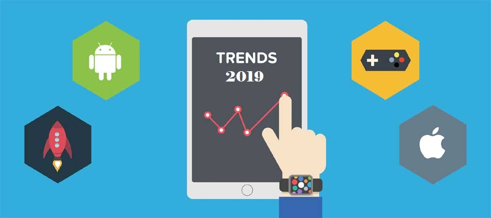 Top 4 Mobile App Development Trends For The App Industry In 2019