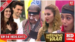Bigg Boss 12 Weekend Ka Vaar Day 55 10th November 2018 Full Episode 56 Highlights