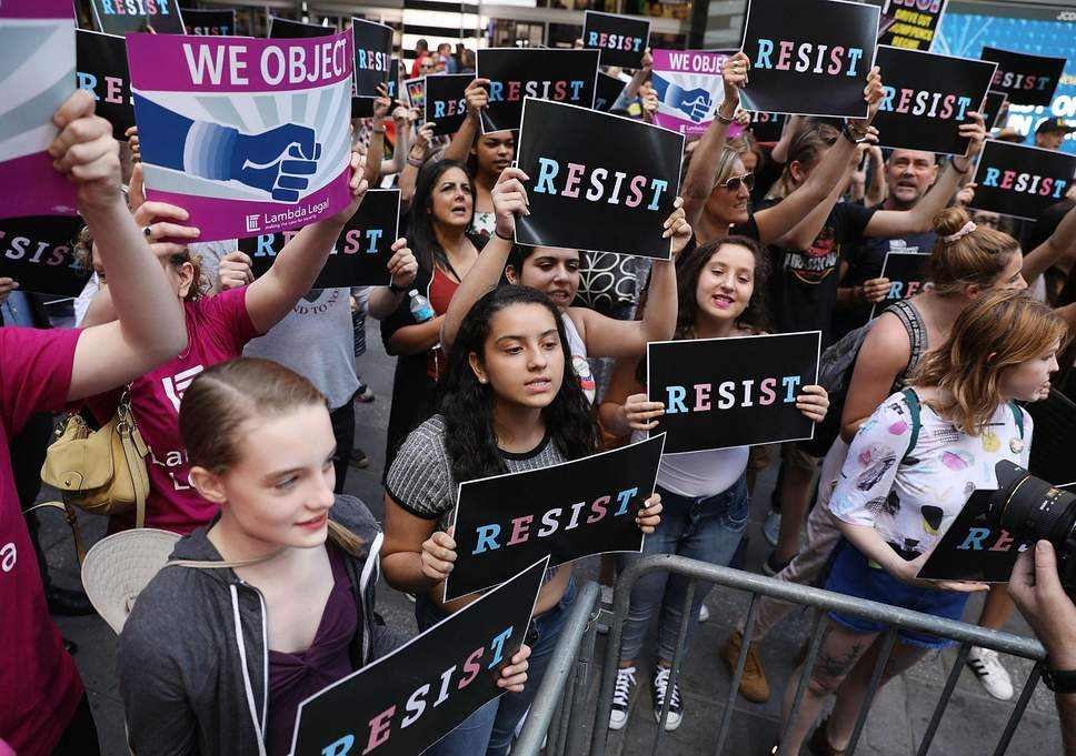 Companies in America take a Stand Against Donald Trump's Transgender Policies