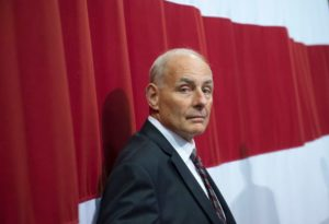 Chief Of Staff John Kelly Is Leaving The White House, Trump Says