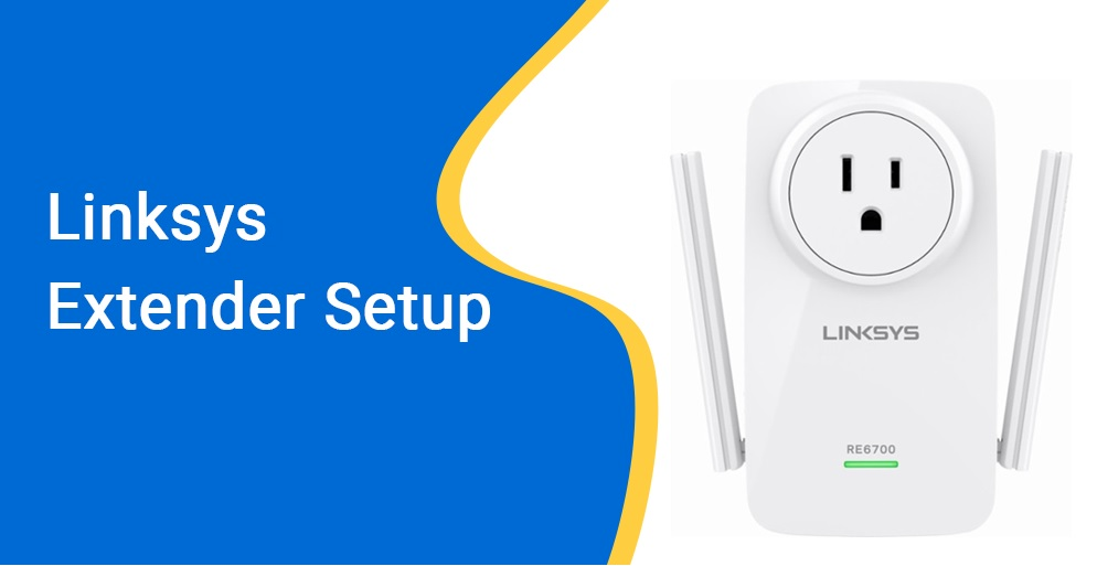 Find the Quick Manual Steps for Linksys Extender Configuration