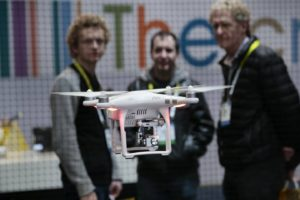 Drone Technology Becomes a Game Changer in Delivery Industry