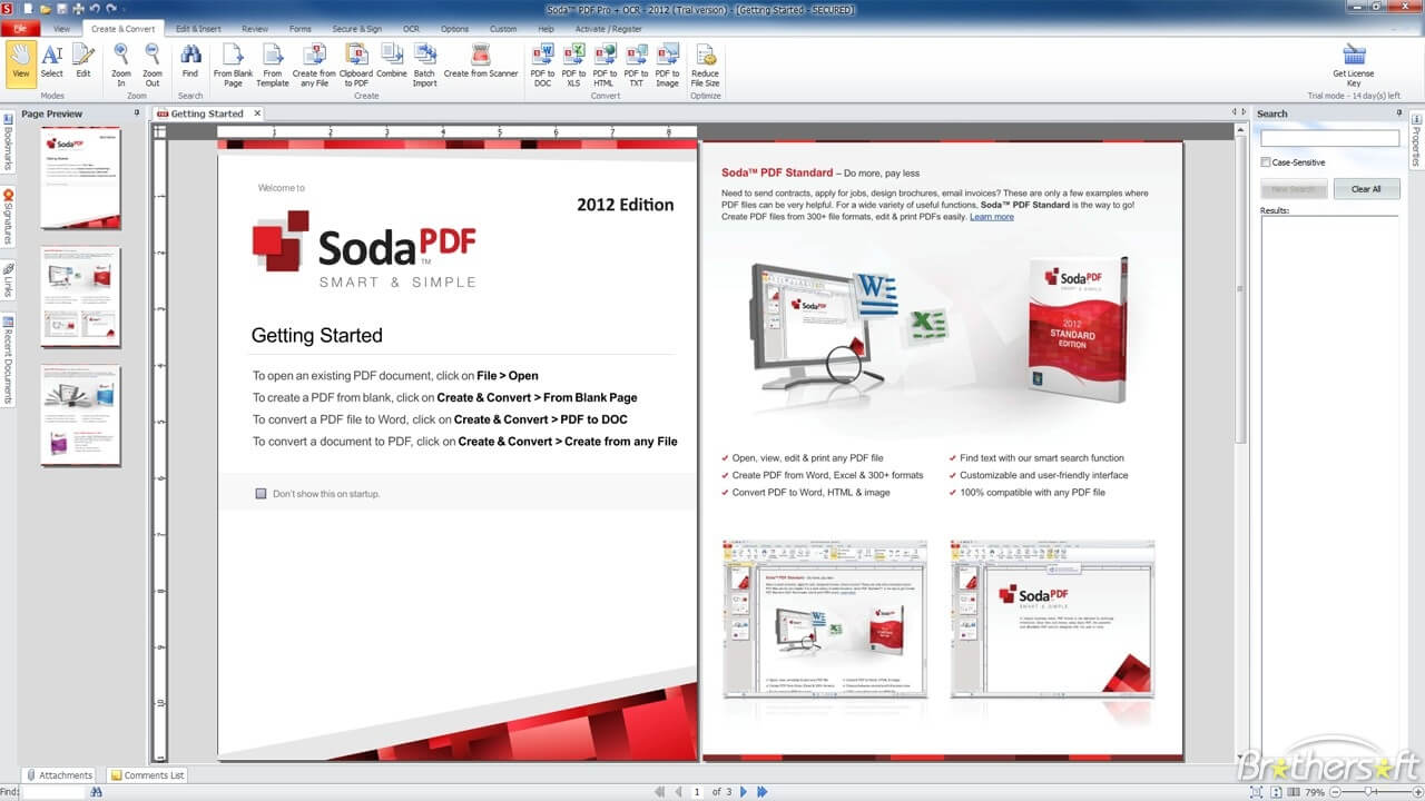Tools You Can Use For Your PDF Files From Soda PDF
