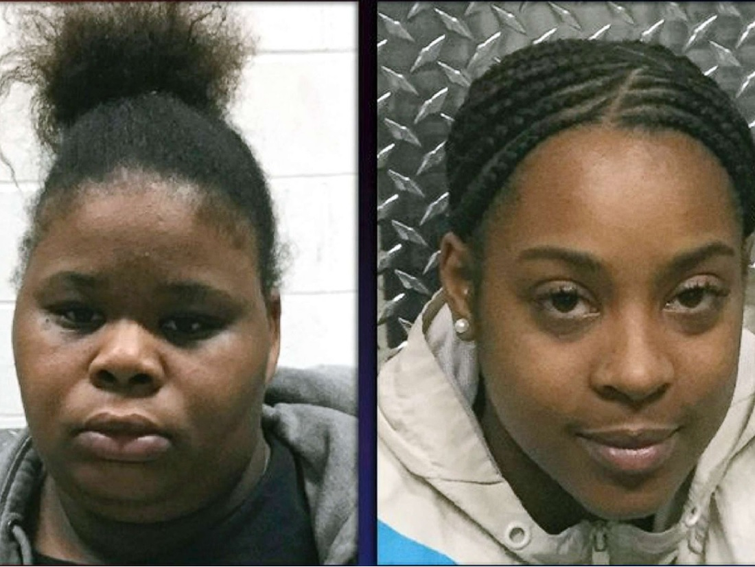 2 day care workers charged with child abuse after authorities say video shows one throwing child into cabinet