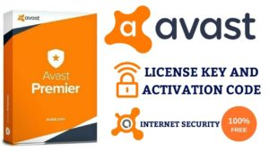 Avast Premier License Key File Activation Code Generator 2019