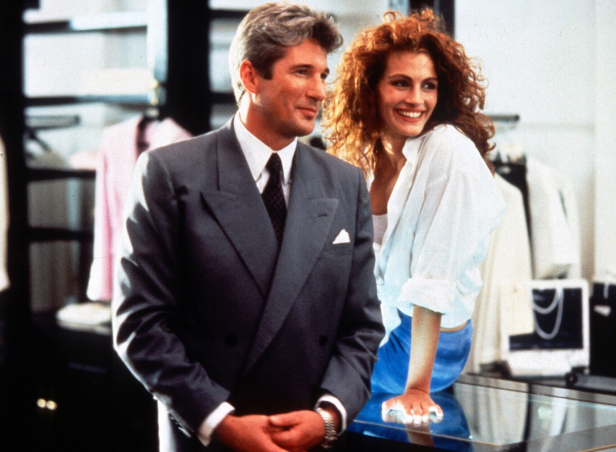 Julia Roberts Thinks 'Pretty Woman' Could Not Be Made Today