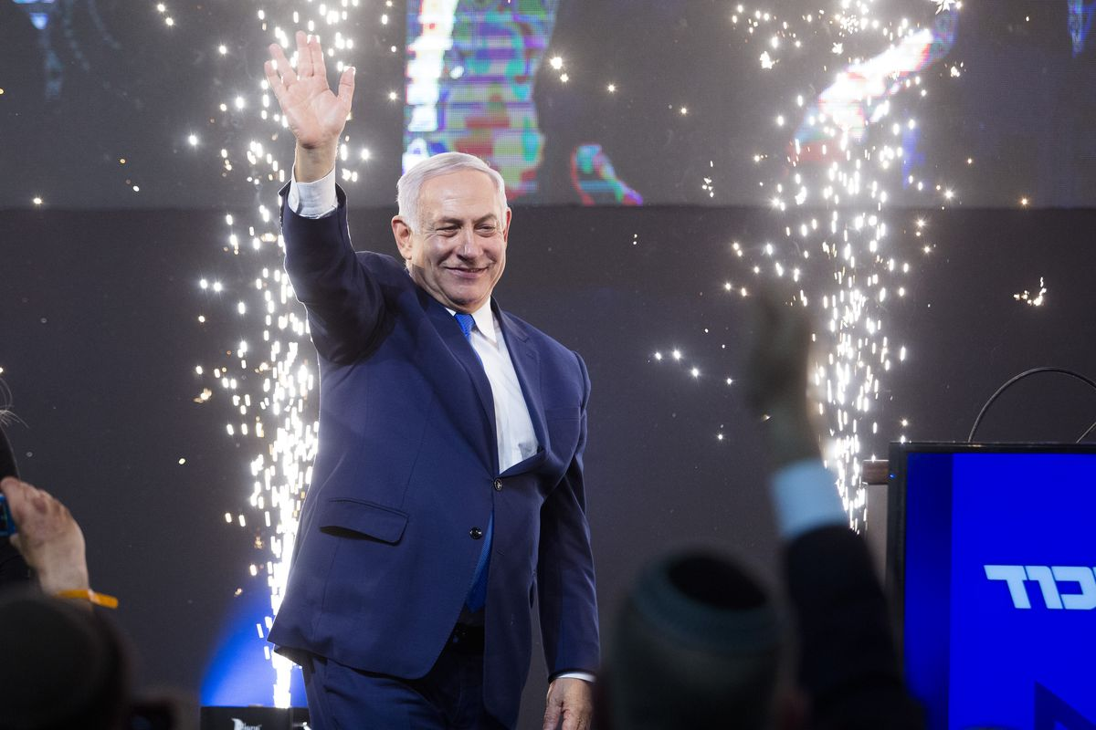 Benjamin Netanyahu Wins Israel's National Election