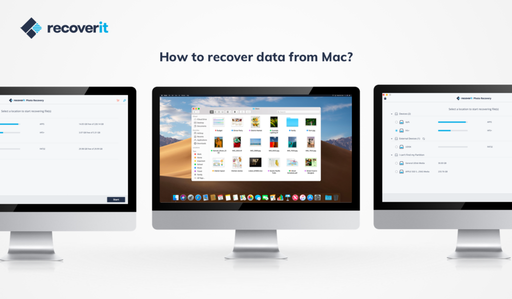 technique you should try to restore deleted files Mac?