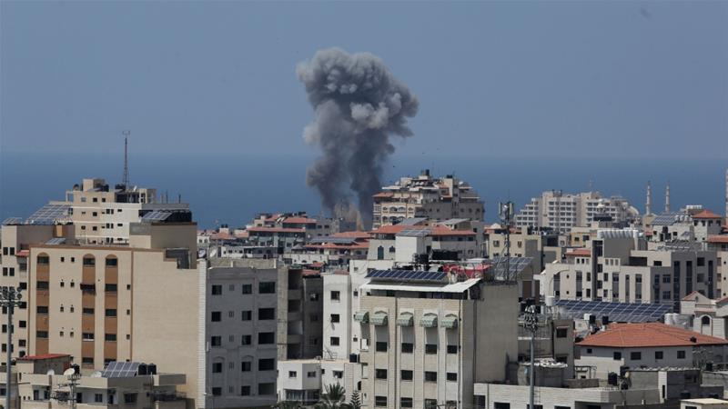 Ceasefire in Gaza after a deadly escalation with Israel