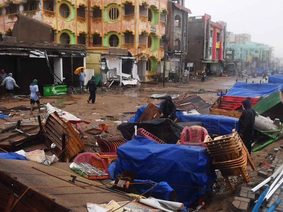 Cyclone Fani batters Odisha