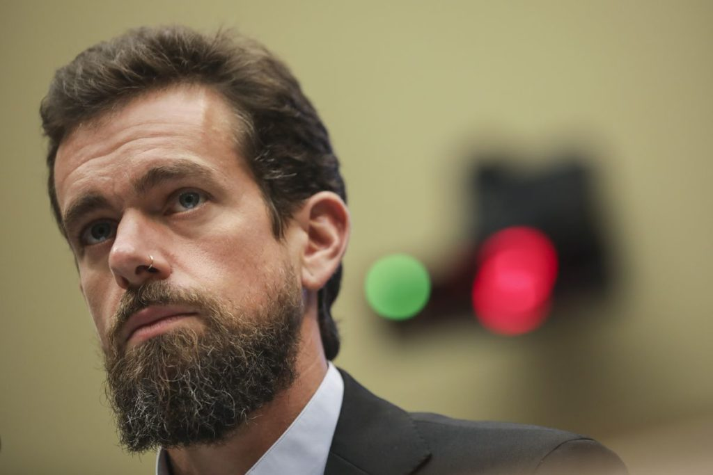 Donald Trump Met Twitter CEO Jack Dorsey and Complained About Losing His Twitter Followers