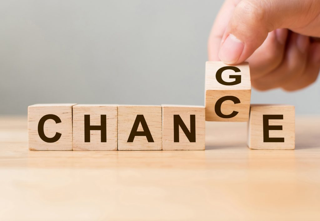 If You had a Chance to Bring a Change in the World What Would it be