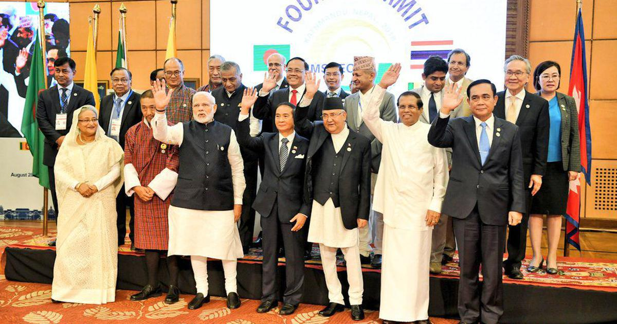Modi Invites BIMSTEC Leaders To The Oath Ceremony – Pak Is Likely To Not Be Involved