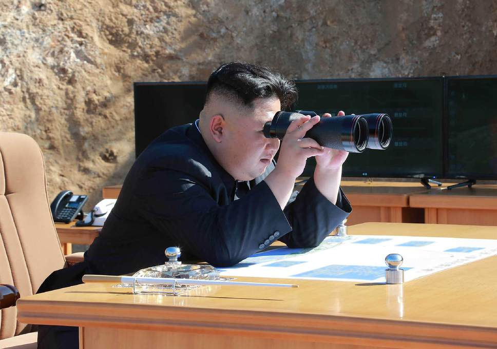 North Korea launches several short-range Missiles