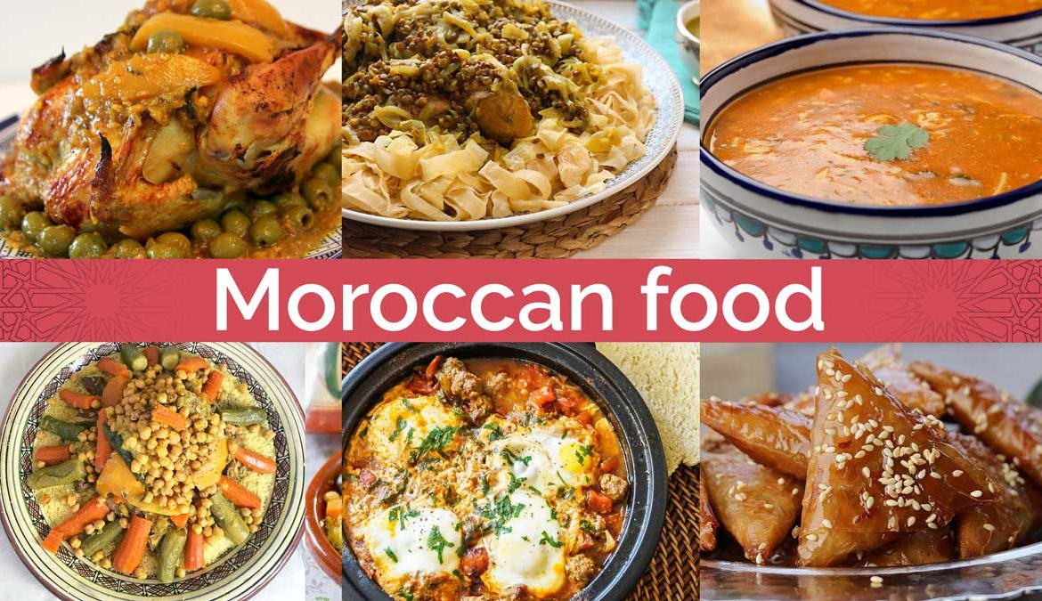 food experience in morocco