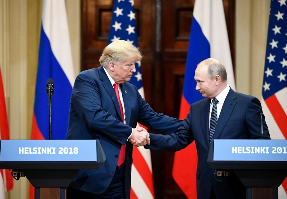 Donald Trump Said Putin To Not To 'Meddle In The Elections' - Has His Tone Criticised