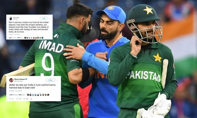 Pakistan Loses India Match, But Wins On Twitter
