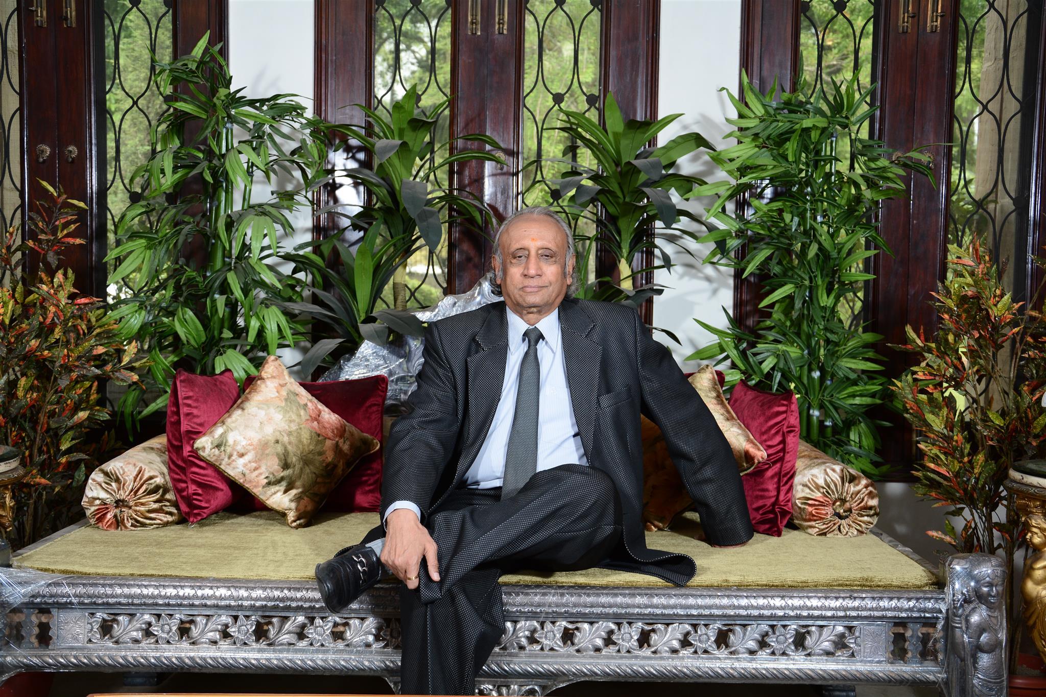 Sanjay Dalmia Success Story of a Tycoon
