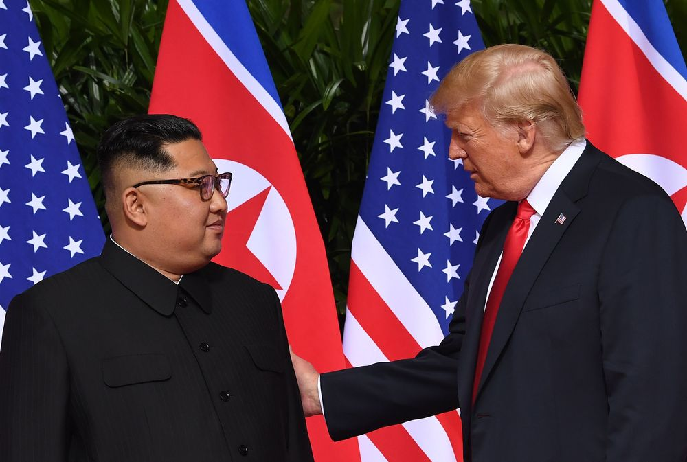 Trump-Kim Met After The Hanoi Summit, Reports Says The Meeting Went Positive