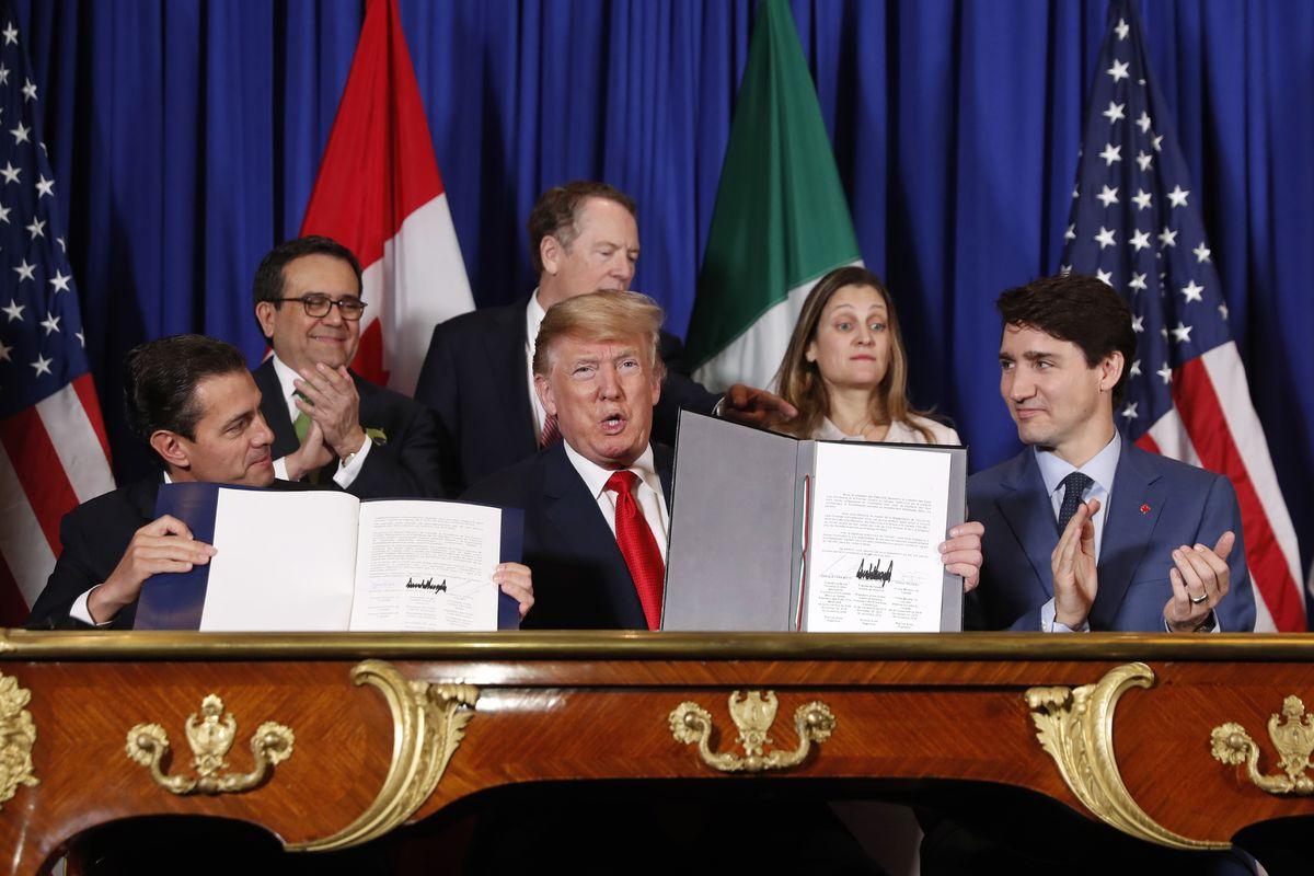 USMCA, Trump's new NAFTA agreement, described in 500 words