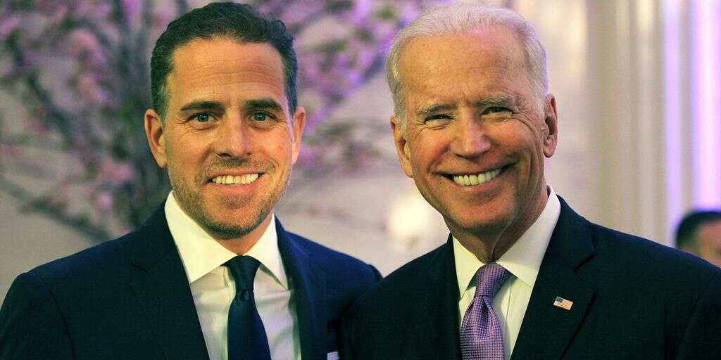 Hunter Biden didn't invite Father, Joe, to his Recent Wedding: Report