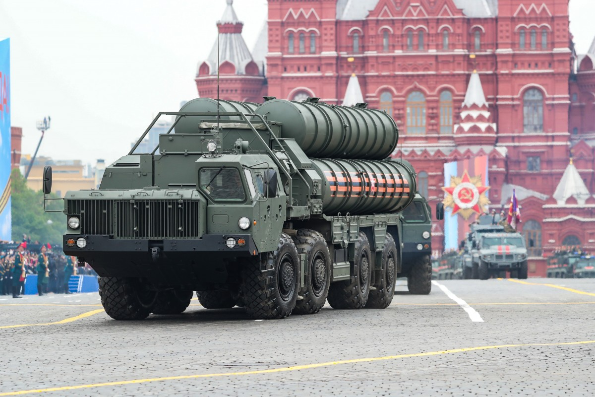 Russian S-400 Defense Systems Arrive in Turkey Despite US Warning