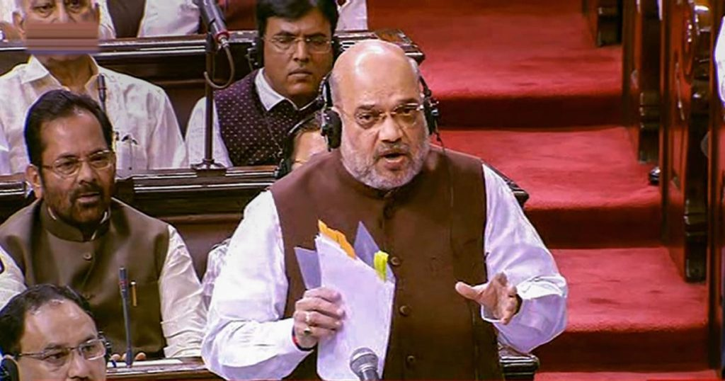 Modi Government Revokes Article 370 and Article 35(A)