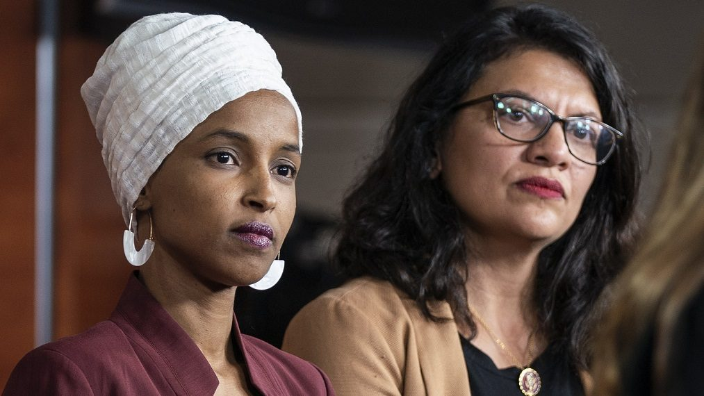 US Reps Omar, Tlaib banned from entering Israel.