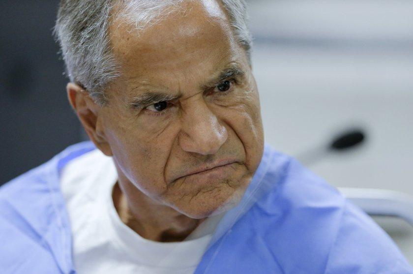 Sirhan Sirhan back in California prison