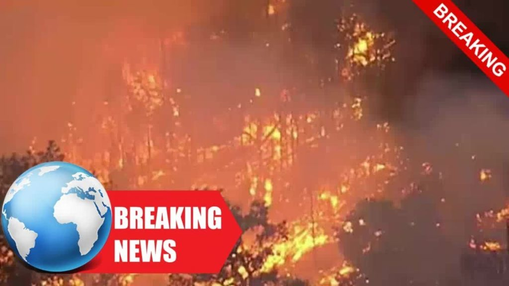 Kincade Fire rages, aided by hurricane-force winds