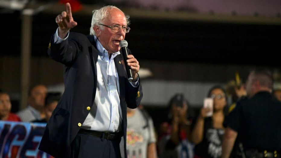 Sanders hauls in eye-popping $25 million in past three months