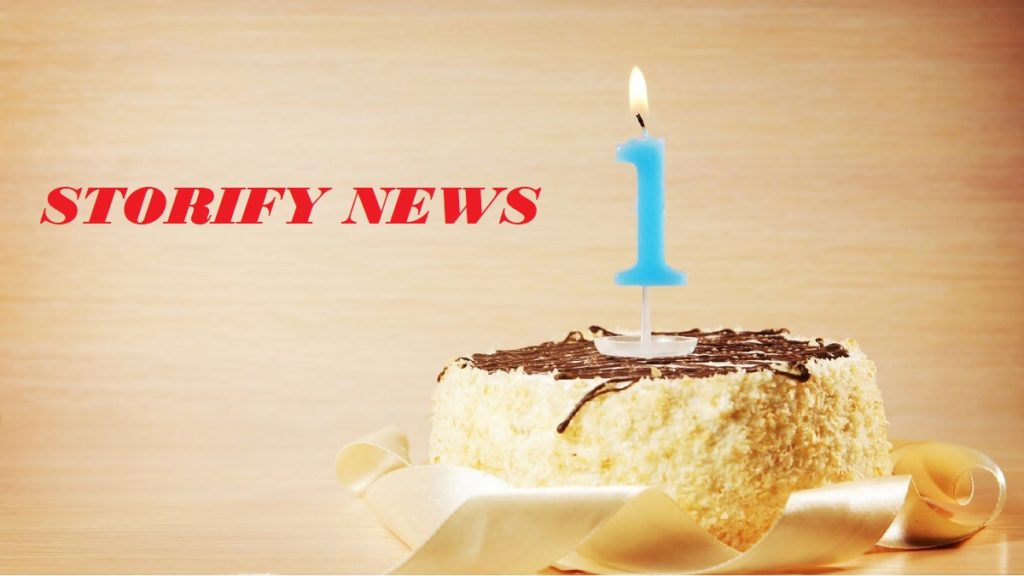The Storify News Times Marks Its First Anniversary