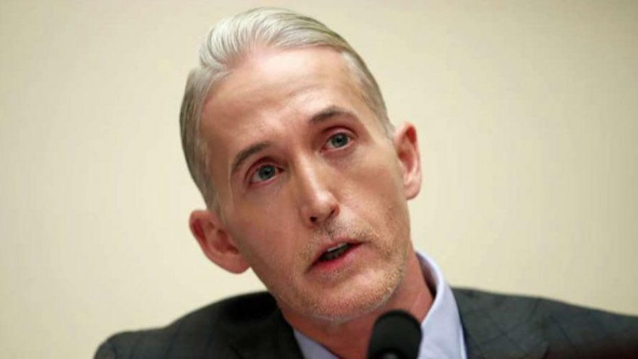 Trump's attempt to hire Trey Gowdy for legal team unravels over lobbying rules
