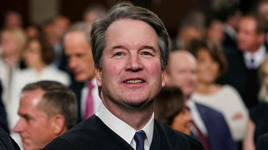 Dc event attended by Brett Kabanaugh and Christine Blasey Ford