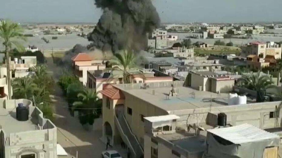 Gaza militants fire 5 rockets at Israel hours after cease-fire declared