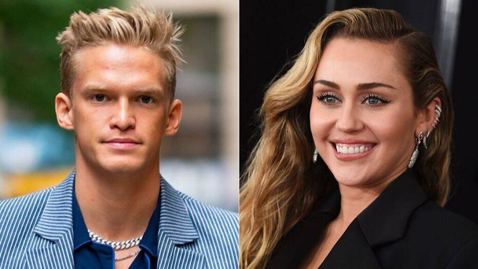 Miley Cyrus, Cody Simpson rock Perri Lister and Billy Idol costumes for Halloween