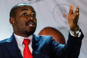 Zimbabwean opposotion Leader showed his love in music and condemned piracy