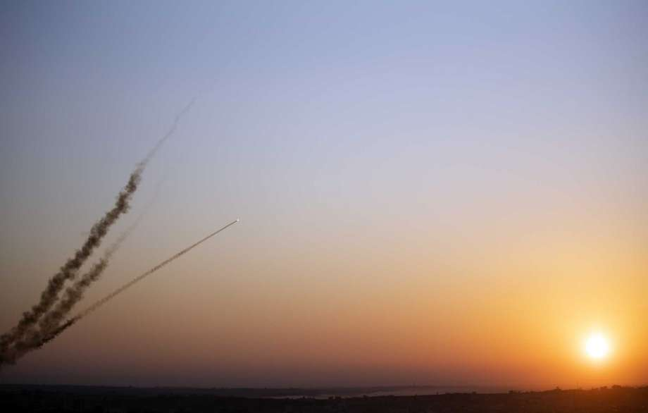 Total four rockets got fired to Israel from Syria