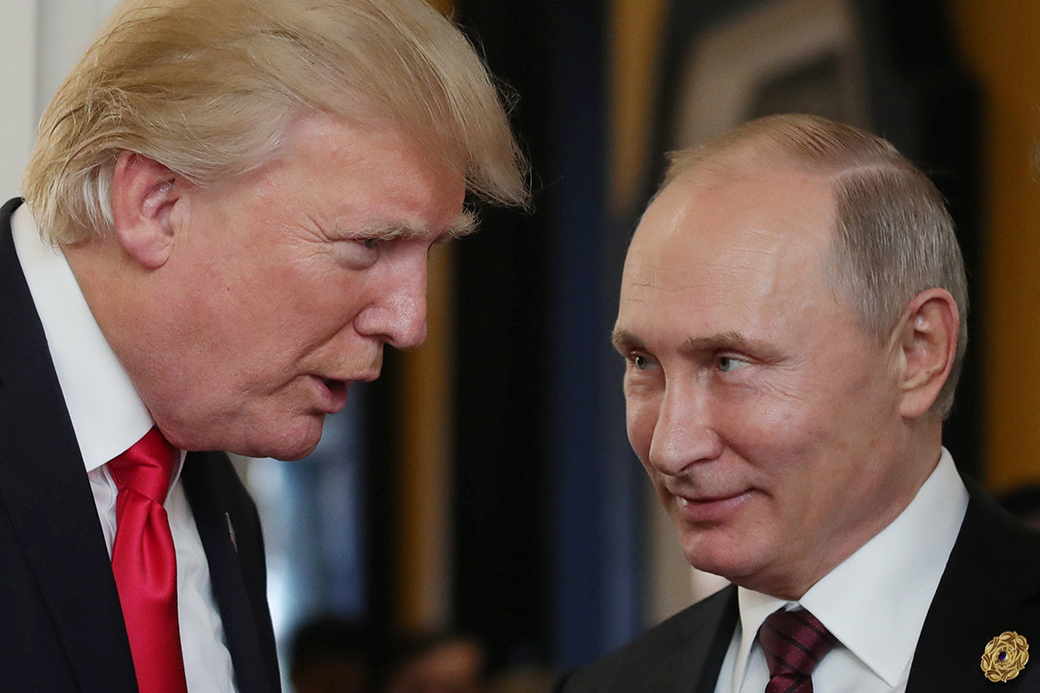 18 reasons Trump could be a Russian asset