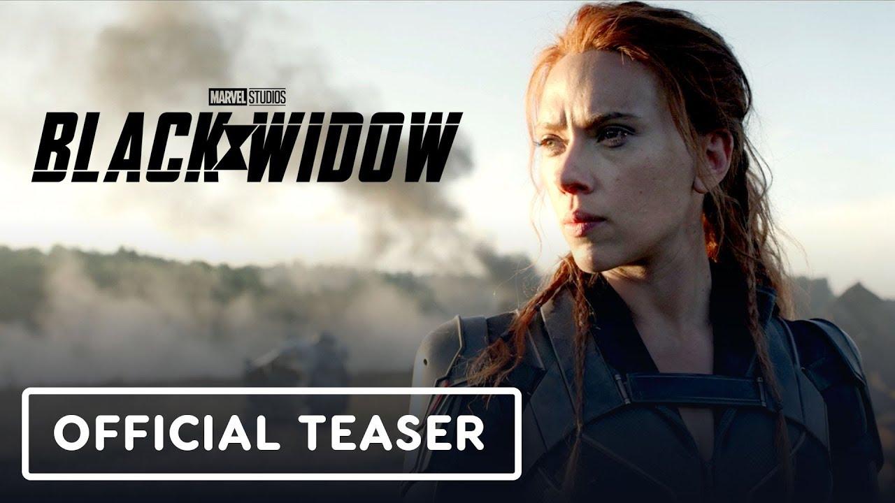 Black Widow 'Marvel Studios' - Official Teaser Trailer